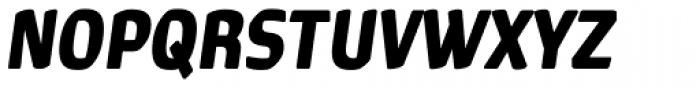 Kette Pro Cond Bold Italic Font UPPERCASE