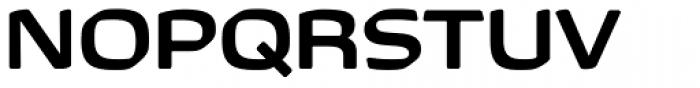 Kette Pro Ext Medium Font UPPERCASE
