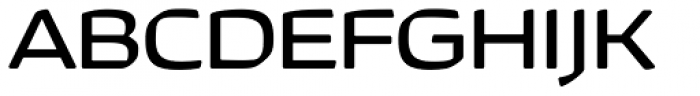 Kette Pro Ext Font UPPERCASE