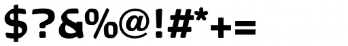 Kette Pro Medium Font OTHER CHARS