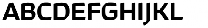 Kette Pro Medium Font UPPERCASE