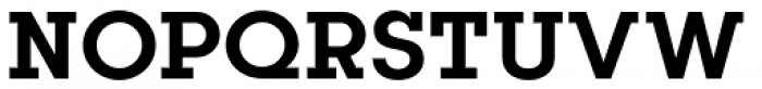 Kettering 105 Bold Font UPPERCASE