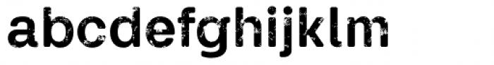 Keymer Block Bold Font LOWERCASE