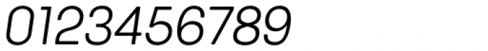 Keymer Radius Book Italic Font OTHER CHARS