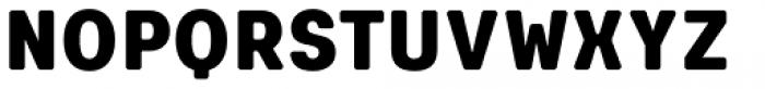 Keymer Radius Heavy Font UPPERCASE