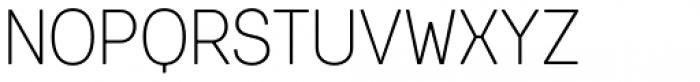 Keymer Radius Light Font UPPERCASE