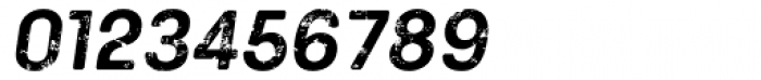 Keymer Thug Bold Italic Font OTHER CHARS