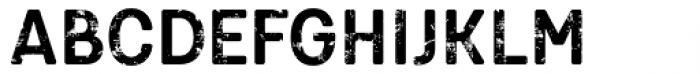 Keymer Thug Bold Font UPPERCASE