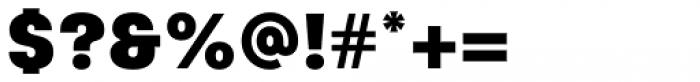 Keymer Ultra Font OTHER CHARS
