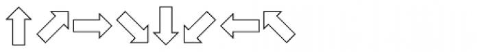 Keys Mouse Font OTHER CHARS