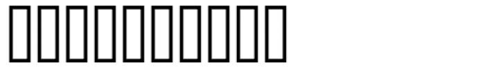Keystrokes MT Font OTHER CHARS