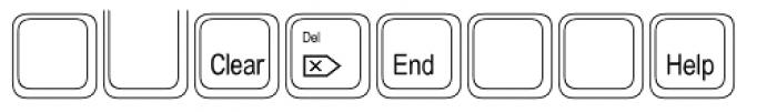 Keystrokes Std Extra Font UPPERCASE