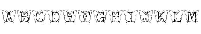 KFB Font LOWERCASE