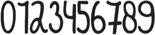 KG A Thousand Years ttf (400) Font OTHER CHARS