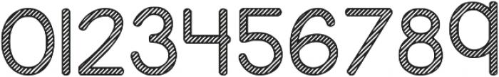 KG Candy Cane Stripe ttf (400) Font OTHER CHARS