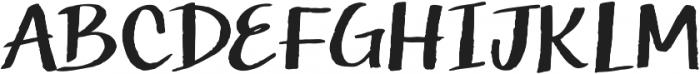 KG Chelsea Market Script ttf (400) Font UPPERCASE