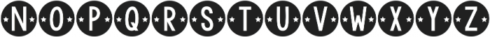 KG Counting Stars ttf (400) Font LOWERCASE
