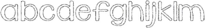 KG Daylight ttf (300) Font LOWERCASE
