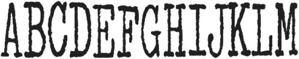 KG Fall For You ttf (400) Font UPPERCASE