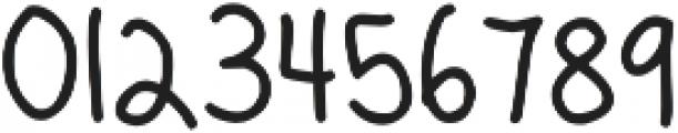 KG Falling Slowly ttf (400) Font OTHER CHARS