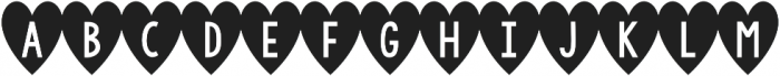 KG I And Love And You ttf (400) Font UPPERCASE