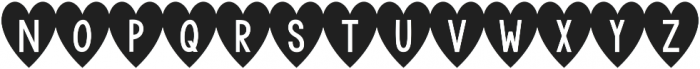 KG I And Love And You ttf (400) Font LOWERCASE