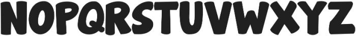 KG June Bug ttf (400) Font UPPERCASE
