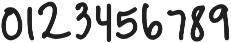 KG Makes You Stronger ttf (400) Font OTHER CHARS