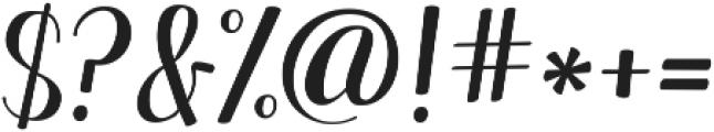KG Manhattan Script ttf (400) Font OTHER CHARS