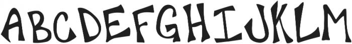 KG Math Bar Models ttf (400) Font UPPERCASE