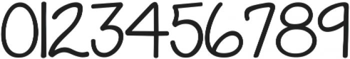KG Modern Monogram Plain ttf (400) Font OTHER CHARS