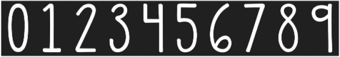 KG PDX Blocks ttf (400) Font OTHER CHARS