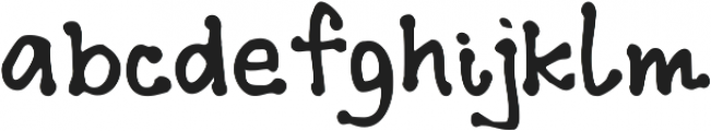 KG Payphone ttf (400) Font LOWERCASE