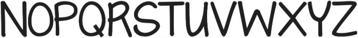 KG Seven Sixteen ttf (400) Font UPPERCASE