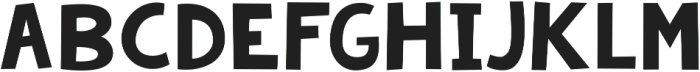 KG Summer Storm Smooth ttf (400) Font LOWERCASE