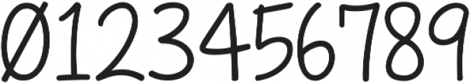 KG Traditional Fractions ttf (400) Font OTHER CHARS