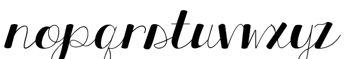KG All Things New Font LOWERCASE