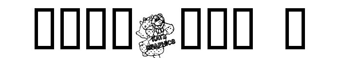 KG Angels3 Font OTHER CHARS