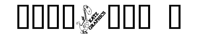 KG DRAGON Font OTHER CHARS