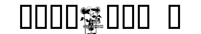 KG GARDEN Font OTHER CHARS