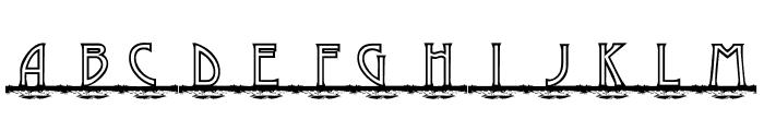 KG GAYLES LH Font LOWERCASE
