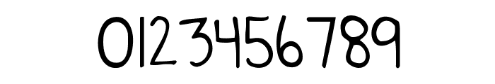 KG June Bug Font OTHER CHARS