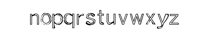 KG OWL2 Font LOWERCASE