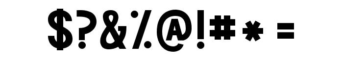 KG One More Light Regular Font OTHER CHARS
