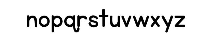 KG Primary Penmanship Font LOWERCASE