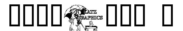 KG RAIN3 Font OTHER CHARS