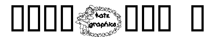 KG ST PATS 3 Font OTHER CHARS