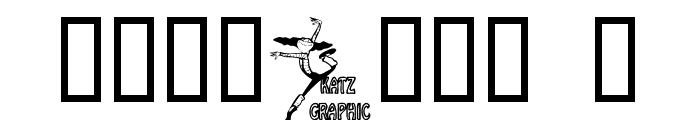 KGBALLET Font OTHER CHARS