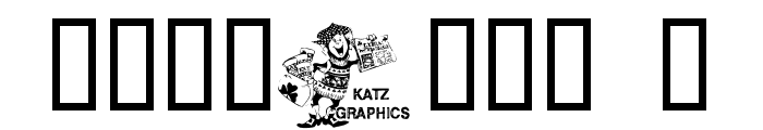KGSTPAT2 Font OTHER CHARS