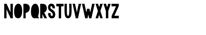 KG Bless Your Heart Regular Font LOWERCASE